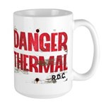 Danger Thermal (lefty) Large Mug