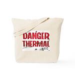 Danger Thermal (Hot) Tote Bag