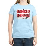 Danger Thermal (Hot) Women's Pink T-Shirt
