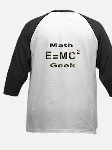 E=MC2 Math Geek Tee