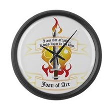 Joan of Arc - Born to d Giant Clock