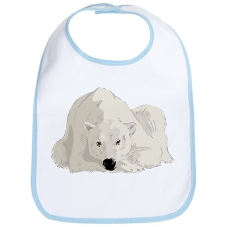 Polar Bear Bib