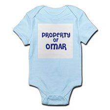 Property of Omar Infant Creeper
