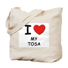 I love MY TOSA Tote Bag