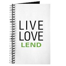 Live Love Lend Journal