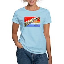 Beaufort South Carolina Greetings (Front) T-Shirt
