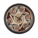 Celtic Circle of Life Giant Clock