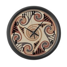 Celtic Circle of Life Giant Clock