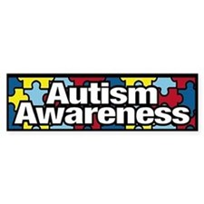 Autism Awareness Bumper Bumper Stickers