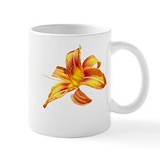 Tiger Lily Small Mugs