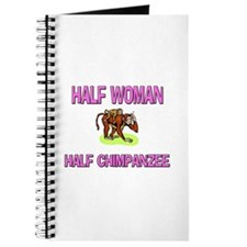 Half Woman Half Chimpanzee Journal