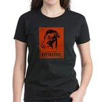 Viva la GREYHOUND! Women's Dark T-Shirt