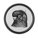 Ancient Shortface Pigeon Giant Clock