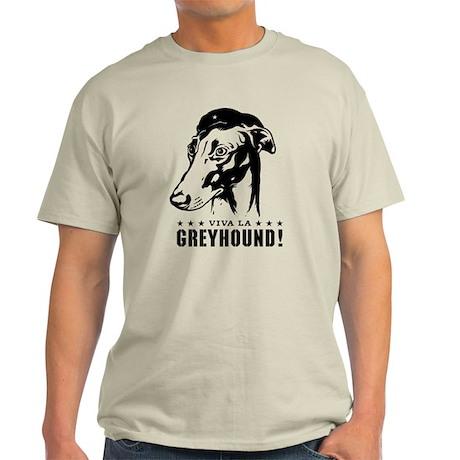 Viva la GREYHOUND! Light T-Shirt