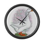 Embden Gander Giant Clock