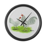 Pearl OE Bantams Giant Clock