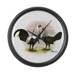 Birchen OE Bantams Giant Clock
