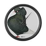 Dun Cap Flight Giant Clock