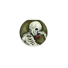 Día de los Muertos Day of the Dead Mini Button