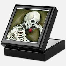 Día de los Muertos Day of the Dead Keepsake Box