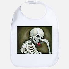 Día de los Muertos Day of the Dead Bib