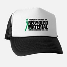 Organ Donor: Recycled Materia Trucker Hat