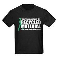 Organ Donor: Recycled Materia T