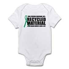 Organ Donor: Recycled Materia Infant Bodysuit
