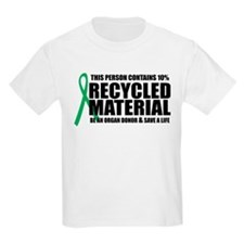 Organ Donor: Recycled Materia T-Shirt