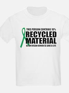 Organ Donor: Recycled Materia T-Shirt