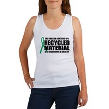 Organ Donor: Recycled Materia Women's Tank Top