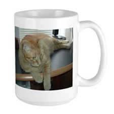 Orange Tabby Cat Mug