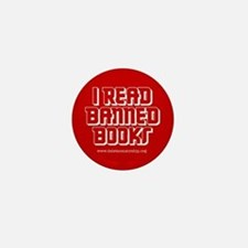 """Banned Books"" Mini Button"