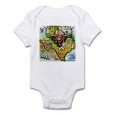 Unique Fort worth Infant Bodysuit