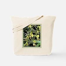 epi. alatum Orchid Tote Bag