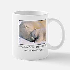 Save the Polar Bears Mug