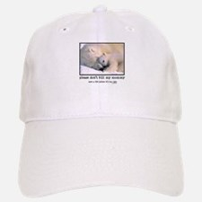 Save the Polar Bears Baseball Baseball Cap