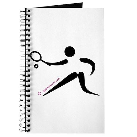 Tennis Black Journal