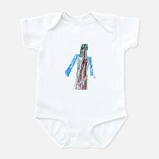 Hello Frank Frankenstein Monster Infant Bodysuit
