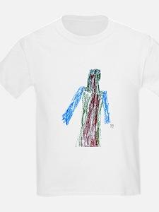 Hello Frank Frankenstein Monster Kids T-Shirt