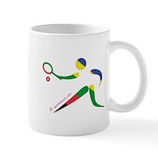 Tennis Olympic Mug