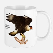 Crested Caracara Mug
