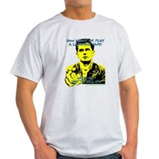 Wittgenstein Yellow T-Shirt