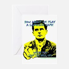 Wittgenstein Yellow Greeting Cards (Pk of 10)