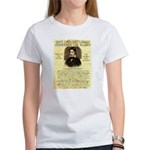 Davy Crockett Women's T-Shirt