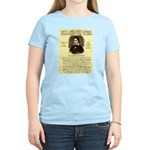 Davy Crockett Women's Light T-Shirt