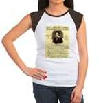 Davy Crockett Women's Cap Sleeve T-Shirt