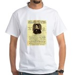 Davy Crockett White T-Shirt