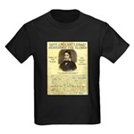 Davy Crockett Kids Dark T-Shirt