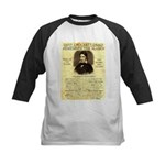 Davy Crockett Kids Baseball Jersey